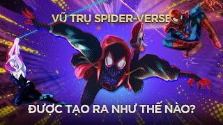 SPIDER-VERSE: Đưa Trang Truyện Tranh Lên Phim Như Thế Nào?