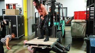 Seth Rollins aceptó un gran desafío en Raw: En Español, 31 Octubre 2019