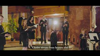 Silent Night by Franz Gruber, arranged by Jonathan Rathbone, sung by Ensemble Altera