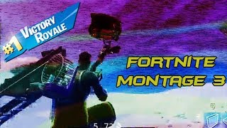 Fortnite Montage #3 | Snipes | Builds | Funny Moments