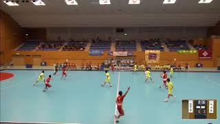 2019年IH ハンドボール 男子 3回戦  岩国工(山口)VS 岐阜商(岐阜)