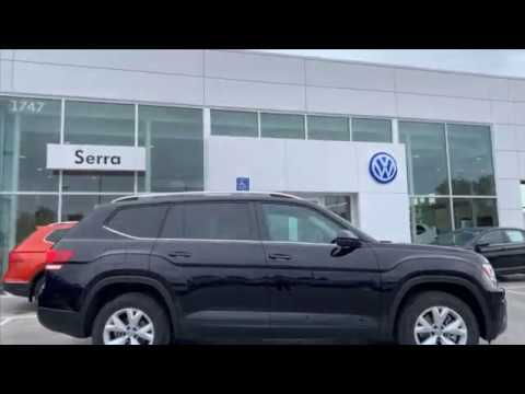 2019 Volkswagen Atlas - Serra VW - 3 Row SUV for sale in Traverse City