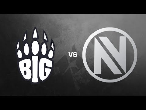 BIG vs. Team EnVyUs - ESL One Belo Horizonte 2018 Closed Qualifier (Cache | Map 2)