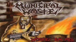 Municipal Waste - 09 - Toxic Revolution [HQ]