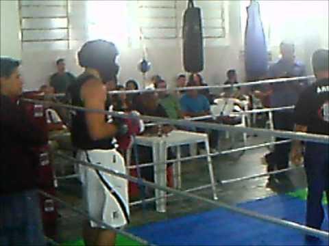 boxingboxe- Fabio Zunino França 3 luta