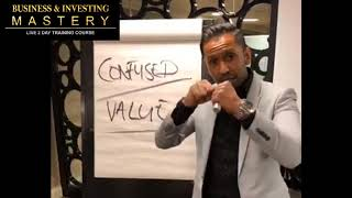 Business and investing mastery speaker