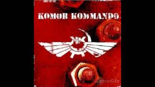 Komor Kommando - Rhythm Machine