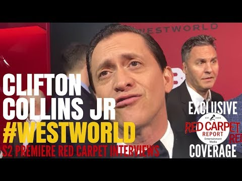 Clifton Collins Jr ed at HBO's