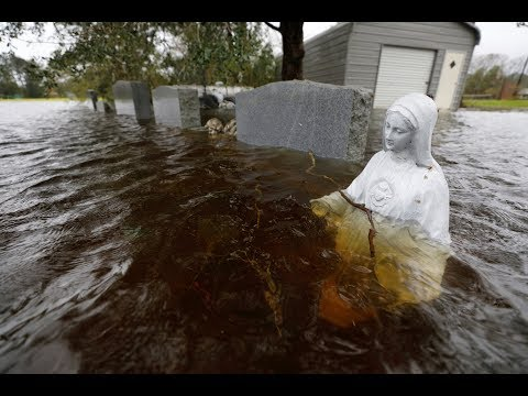News Wrap: Florence flooding plagues North Carolina