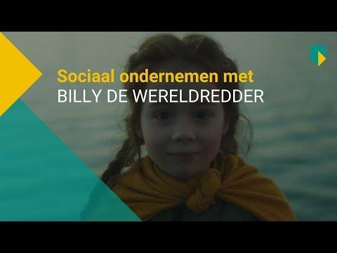 Billy de wereldredder