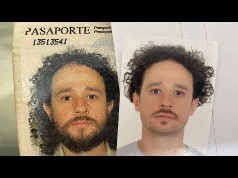 Siempre parezco CRIMINAL en las fotos :( | Pasaporte Nuevo
