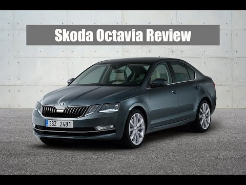 Skoda Octavia Full Video Review 2013
