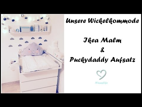 babyzimmer wickelkommode einrichten doovi. Black Bedroom Furniture Sets. Home Design Ideas