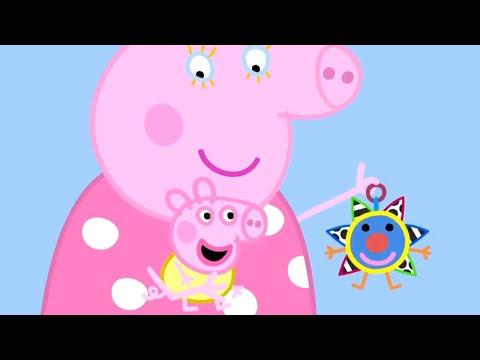 Peppa Pig En Español Episodios Completos | BEBÉ ALEXANDER | Pepa La Cerdita
