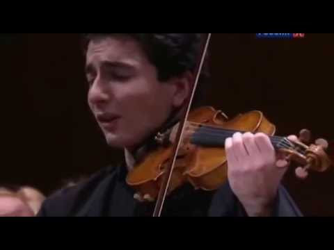 Sergey Khachatryan plays Beethoven violin concerto in D Major Op. 61