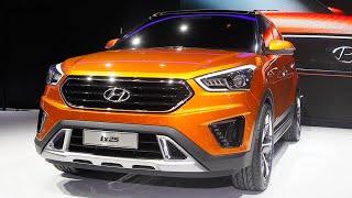 Hyundai (Creta) ix25 - обновленная модель 2020 года