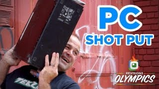 The PC Shot Put: Revision3 Olympics Event #2