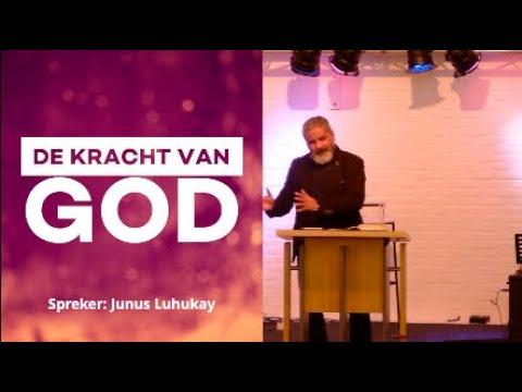 De kracht van God | Junus Luhukay
