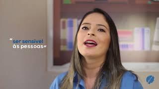 A Psicóloga Apolônia Emamuela fala da Psicologia que cuida de Gente -Treinamentos