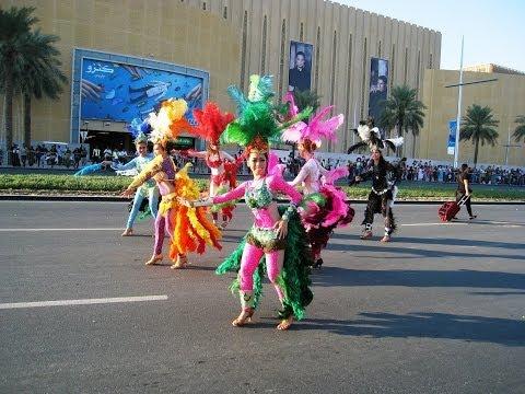 U A E's 42nd National Day celebration parade