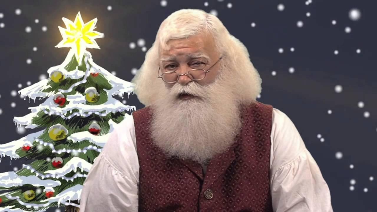 real bearded santa a christmas tale youtube