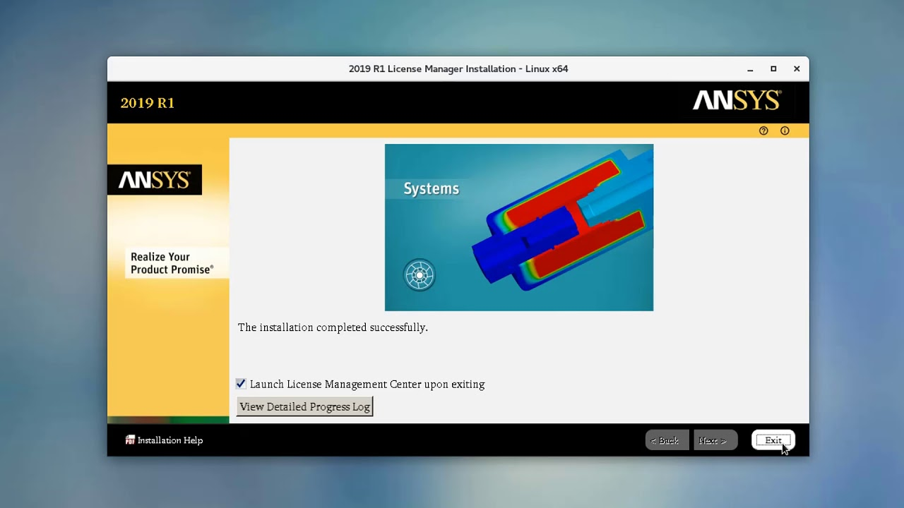 ANSYS Products 2019 Free Download