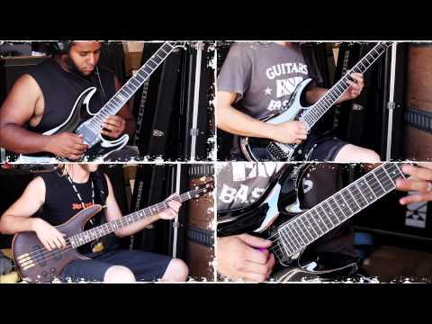 "Battlecross ""Flesh & Bone"" (PERFORMANCE DEMONSTRATION)"