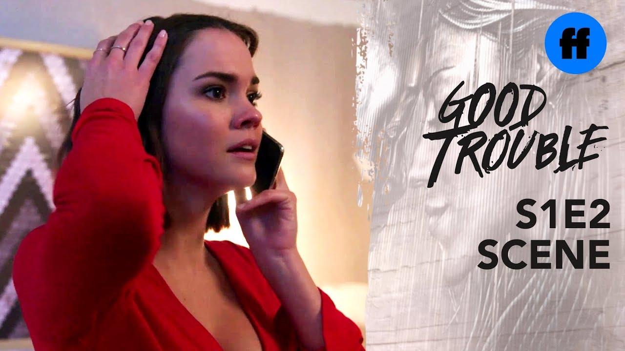 Download Good Trouble Season 1, Episode 2   Did Callie Just Lose Her Job?   Freeform