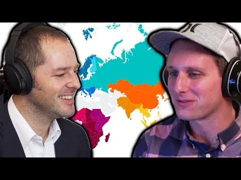 You Are From WHAT COUNTRY!? - We Take a DNA TEST
