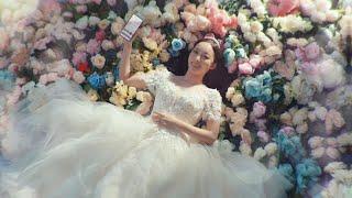결혼준비 필수 APP, 웨딩의 여신 캠페인 영상 Sho…
