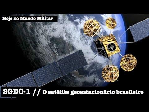 SGDC-1, o satélite geoestacionário brasileiro