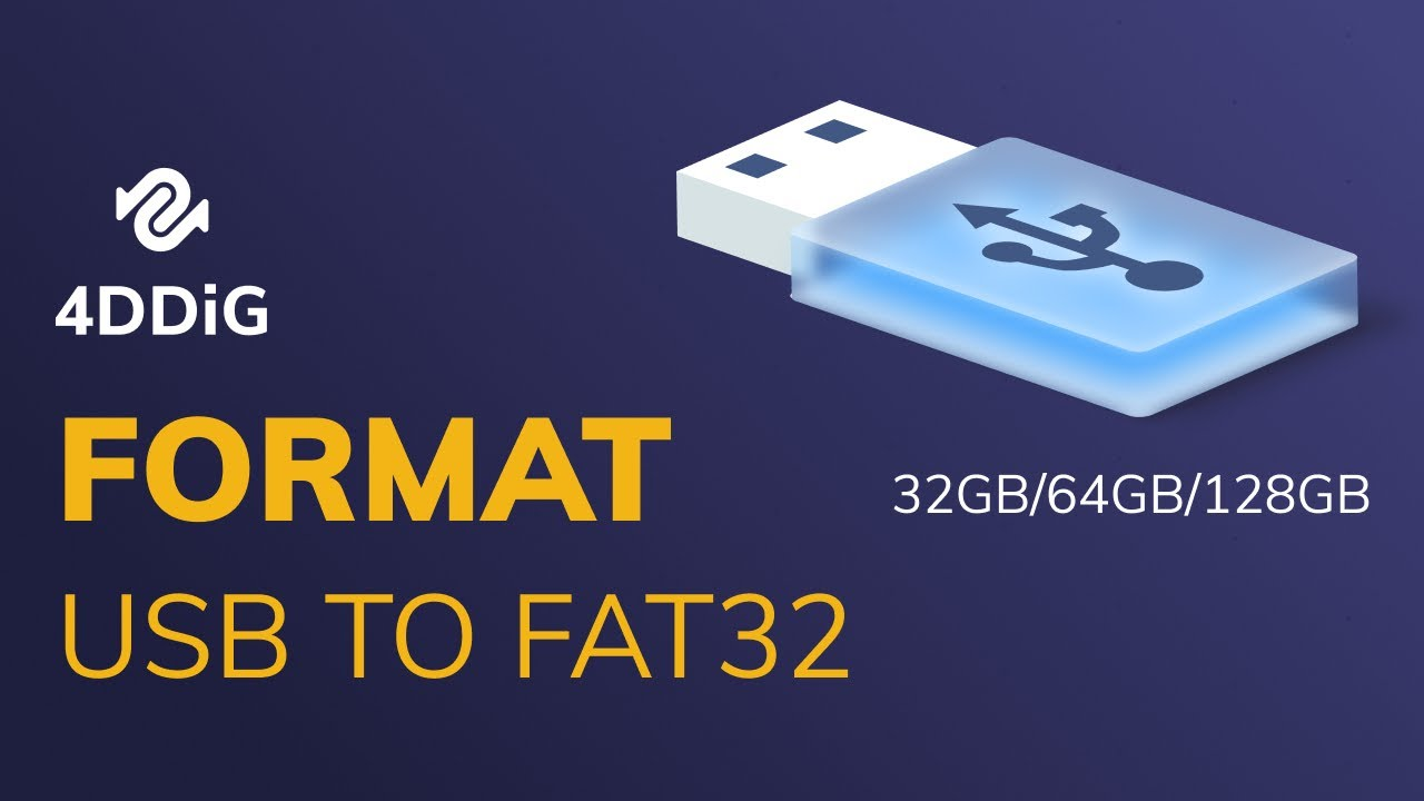 Format USB to FAT10   10GB/10GB/10GB Supported