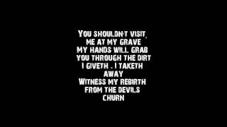 Lordi - It Snows In Hell (Lyrics)