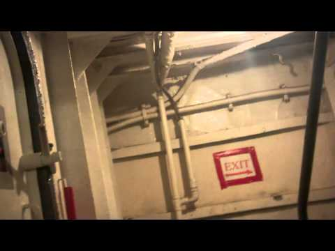 A tour of the LST 325 American Navy Ship