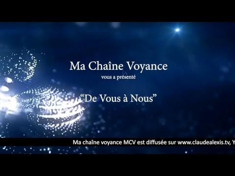 Votre émission de Voyance De Vous à Nous du Vendredi 15 Juin avec Manon Et Dimitri