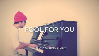 Zayn - fOoL fOr YoU (Piano Cover and Sheets)
