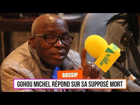 Annoncé Pour Mort Sur Internet : Voici La Réaction De Gohou Michel