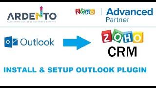 Zoho Outlook Plugin
