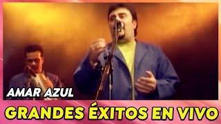 Amar Azul - Grandes Éxitos En Vivo YouTube Videos