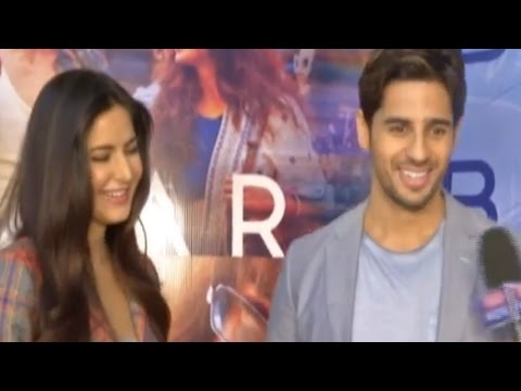 Exclusive | Katrina Kaif & Siddharth Malhotra Talk About HOT Chemistry