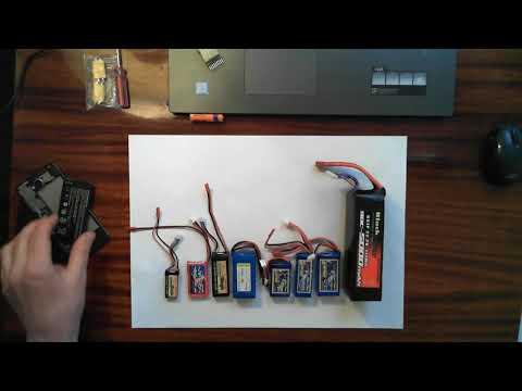 Аккумуляторы для авиамоделей