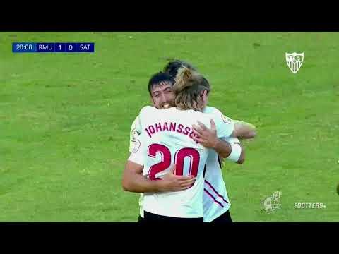 1-1: Reparto de puntos entre Sevilla Atlético y Real Murcia en un encuentro muy parejo