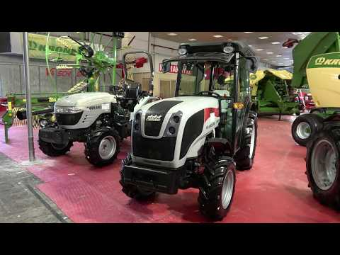 The new CARRARO V70 tractor