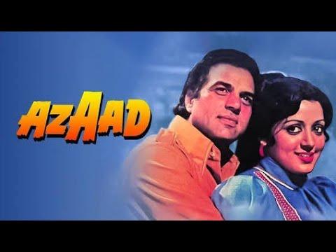 Download Azaad movie (1978) Full movie ll  Dharmendra, Hema Malini, Prem Chopra, ll Blockbuster Action Movie