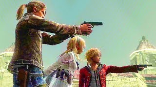 RESONANCE OF FATE Remake Trailer (2018) PS4 / PC