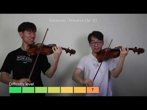 10 Levels of Violin Duets