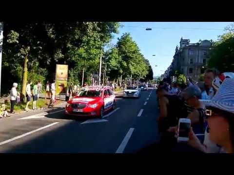 Tour de Suisse 2013 - Zürich - Spitzengruppe