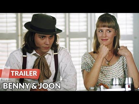Benny & Joon 1993   Johnny Depp  Mary Stuart Masterson