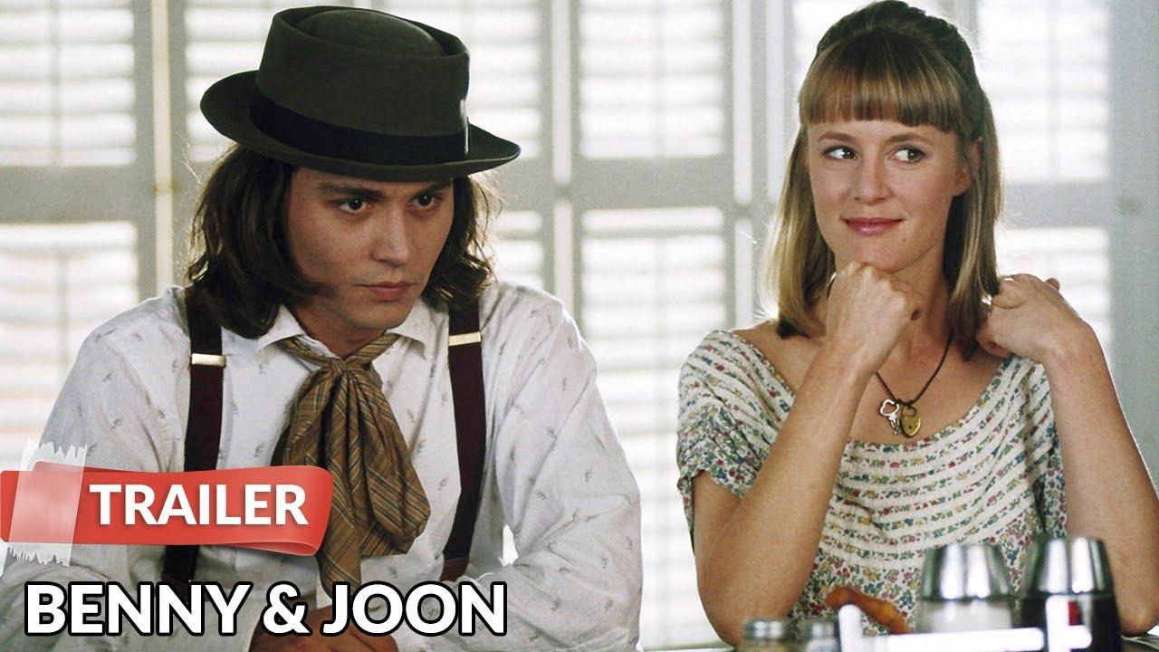 Benny & Joon 1993 Trailer | Johnny Depp | Mary Stuart ...