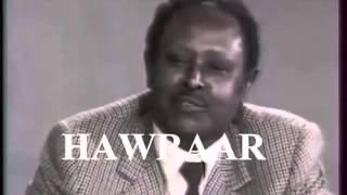 WARAYSI 20-1-1994 Madaxweyne M.ibrahim cigal somaliya & somaliland